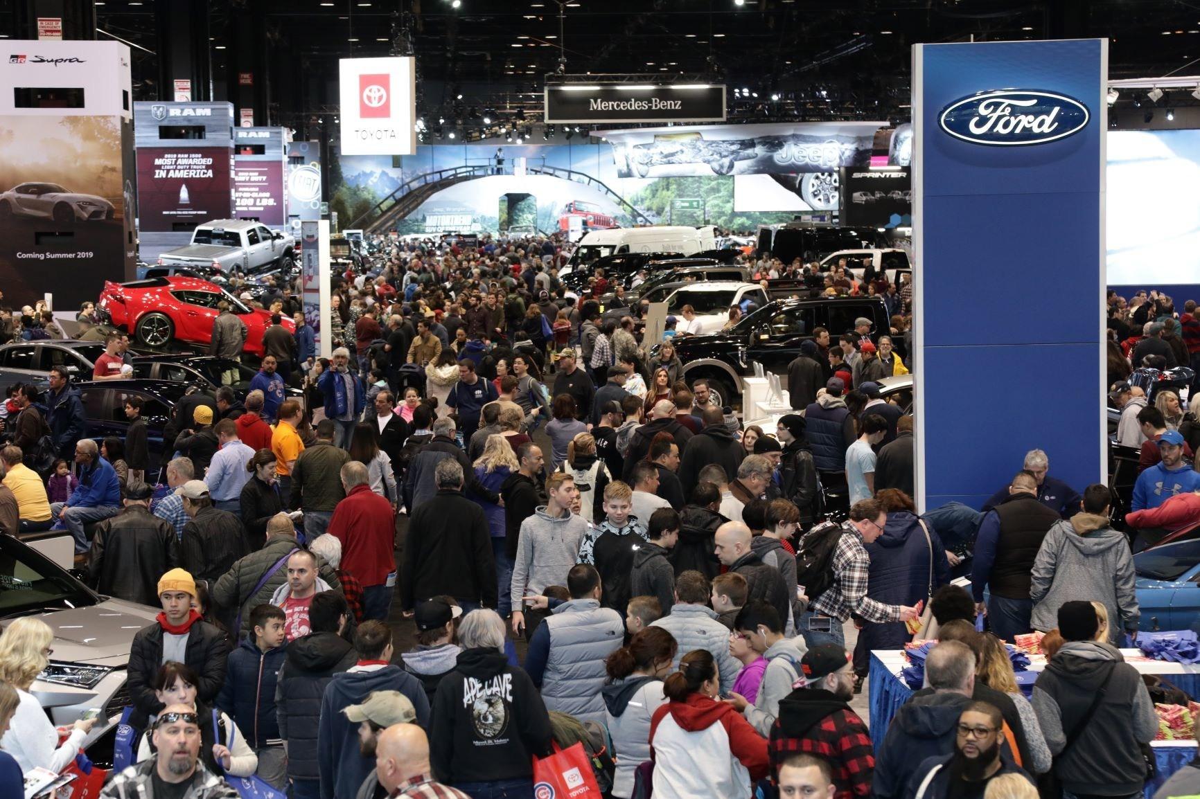 Auto Show 2020 Dates.Chicago Auto Show Announces 2020 Dates Launches New Website