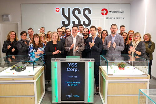 YSS Corp. Opens the Market (CNW Group/TMX Group Limited)