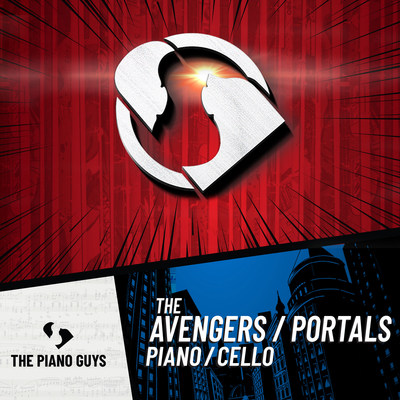 The Piano Guys release new track and video entitled 'The Avengers / Portals'