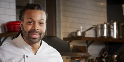 Chef Kenneth Temple