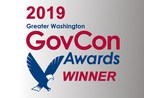 DCS Named 2019 Greater Washington GovCon Awards Contractor of the Year