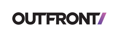 OUTFRONT logo (PRNewsfoto/OUTFRONT Media Canada LP)