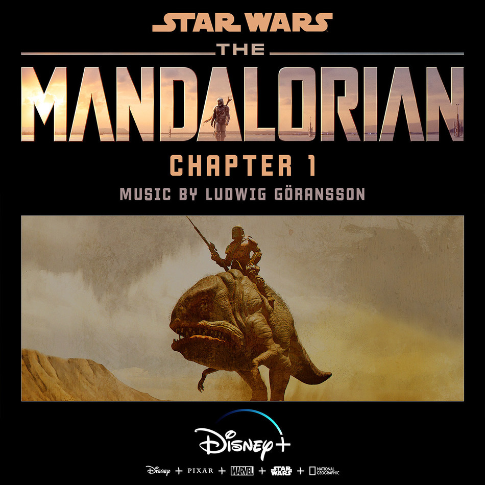 The Mandalorian cover art