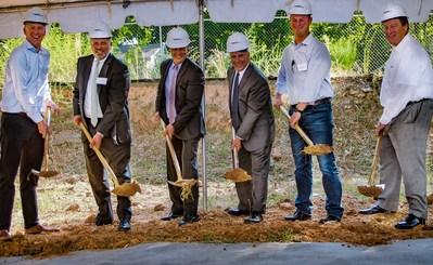 Ground Breaking Ceremony for Catalyst-Midtown.