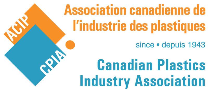 Logo: Canadian Plastics Industry Association (CNW Group/Chemistry Industry Association of Canada and Canadian Plastics Industry Association)