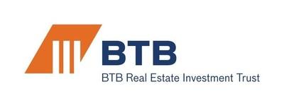 Logo: BTB Real Estate Investment Trust (CNW Group/BTB Real Estate Investment Trust)