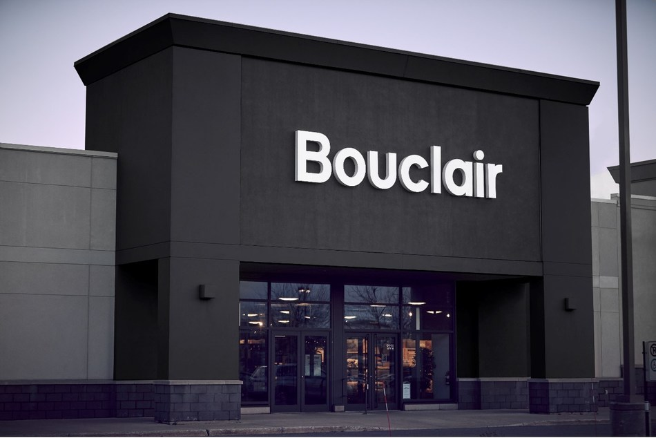 Bouclair's experiential retail concept store in Brossard, Quebec (Quartier Dix30), launched in November 2018. Bouclair plans to convert as many as two dozen existing stores over the next two years while actively searching for new sites. (CNW Group/Bouclair)