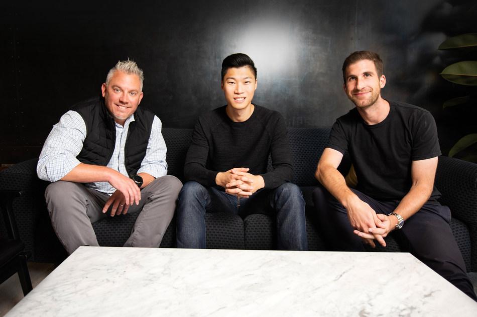 Andro Randonich, Ken Chong, Matt Sawchuck