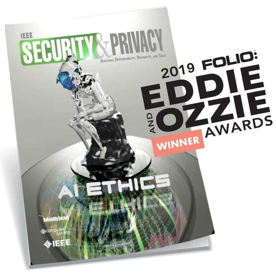 IEEE Security & Privacy Magazine Wins 2019 Folio: Eddie Award