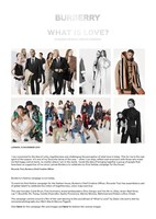 'What Is Love?' – Burberry Reveals Festive Campaign