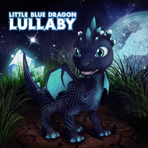 Little Blue Dragon Lullaby combines music, augmented reality, and an exhilarating children's story into an innovative application