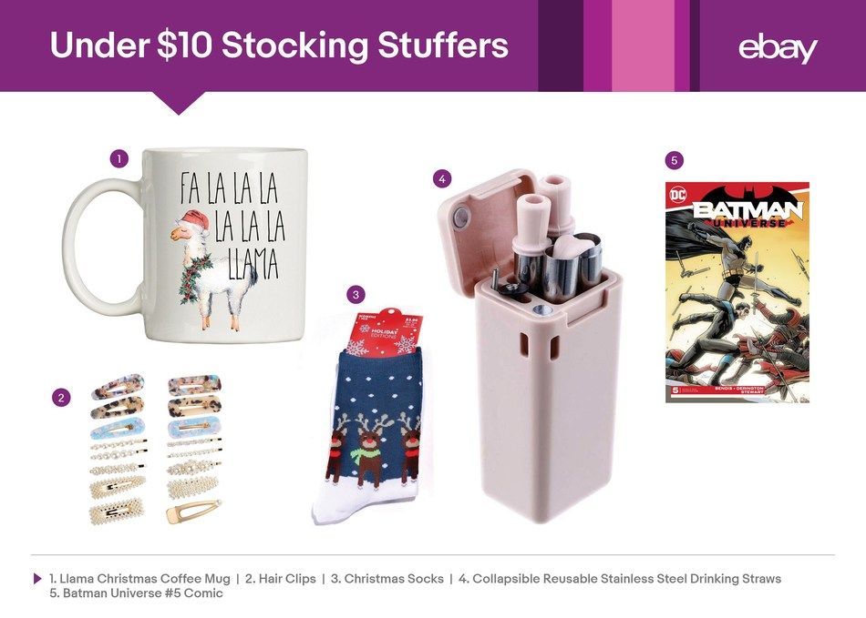 """eBay's """"Most Wanted"""" Holiday Guide highlights the season's top trending retro and right now gifts across fashion accessories, electronics, pop culture favorites, gaming, sports, and more based on the marketplace's data and team of gifting experts."""