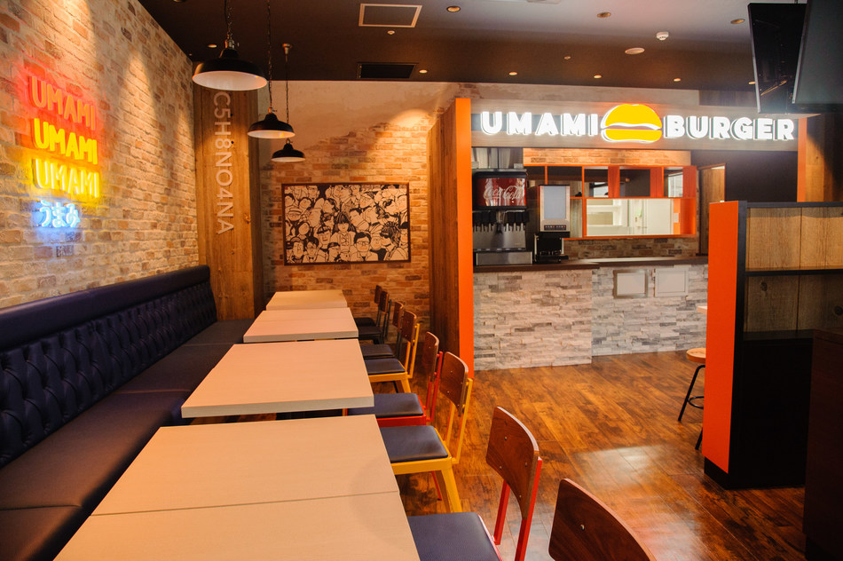 Umami Burger Continues Rapid Global Expansion with Sixth Opening in Japan