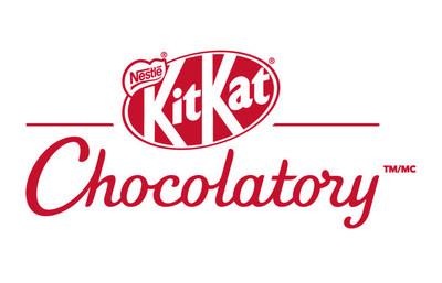 KITKAT CHOCOLATORY FLAGSHIP OPENS TORONTO DOORS AND INSPIRES CREATIVITY (CNW Group/Nestlé Canada)