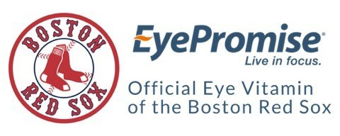 EyePromise Announces Partnership As Official Eye Vitamin Of The Boston Red Sox