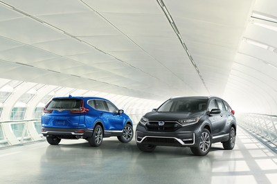 "The all-new 2020 Honda CR-V Hybrid and real-life ""Safety for Everyone"" customer stories are set to highlight a new Honda exhibit at 2019 Los Angeles Auto Show. The new Honda CR-V Hybrid makes public debut, joined by refreshed gas-engine 2020 CR-V; Honda vehicle crash survivor Kyle Shaules shares his real-life ""Safety for Everyone"" experience; an all-new exhibit debuts at L.A. Auto Show with interactive features, augmented reality displays, live gaming and 60th anniversary product displays."