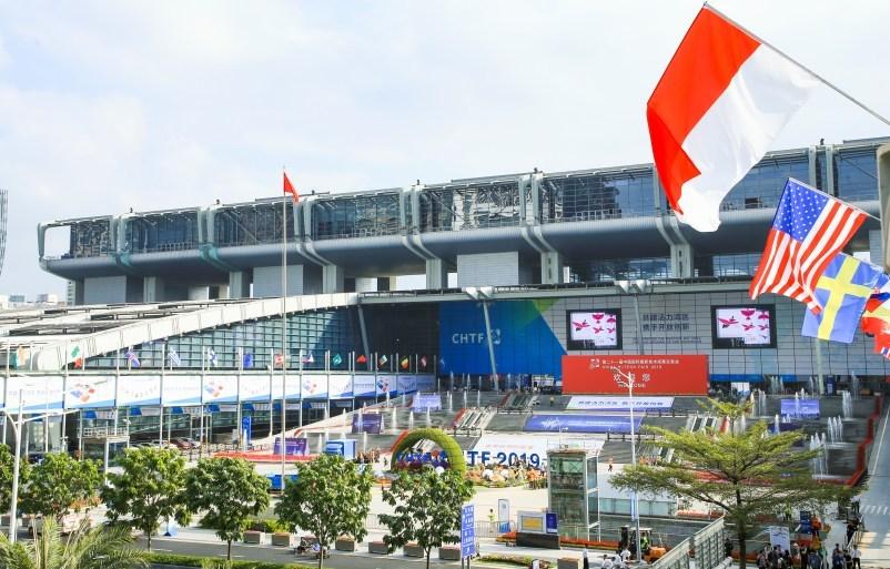 China Hi-Tech Fair 2019 opens on November 13-17, 2019 in Shenzhen China