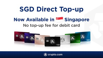 Debit Card Top-Up with No Fees