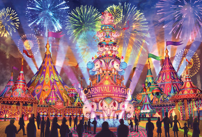 Phuket FantaSea introduces Carnival Magic, the world's first Thai Carnival Theme Park