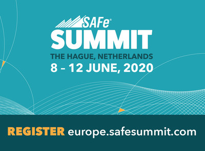 Registration is open for the 2020 European SAFe Summit at europe.safesummit.com