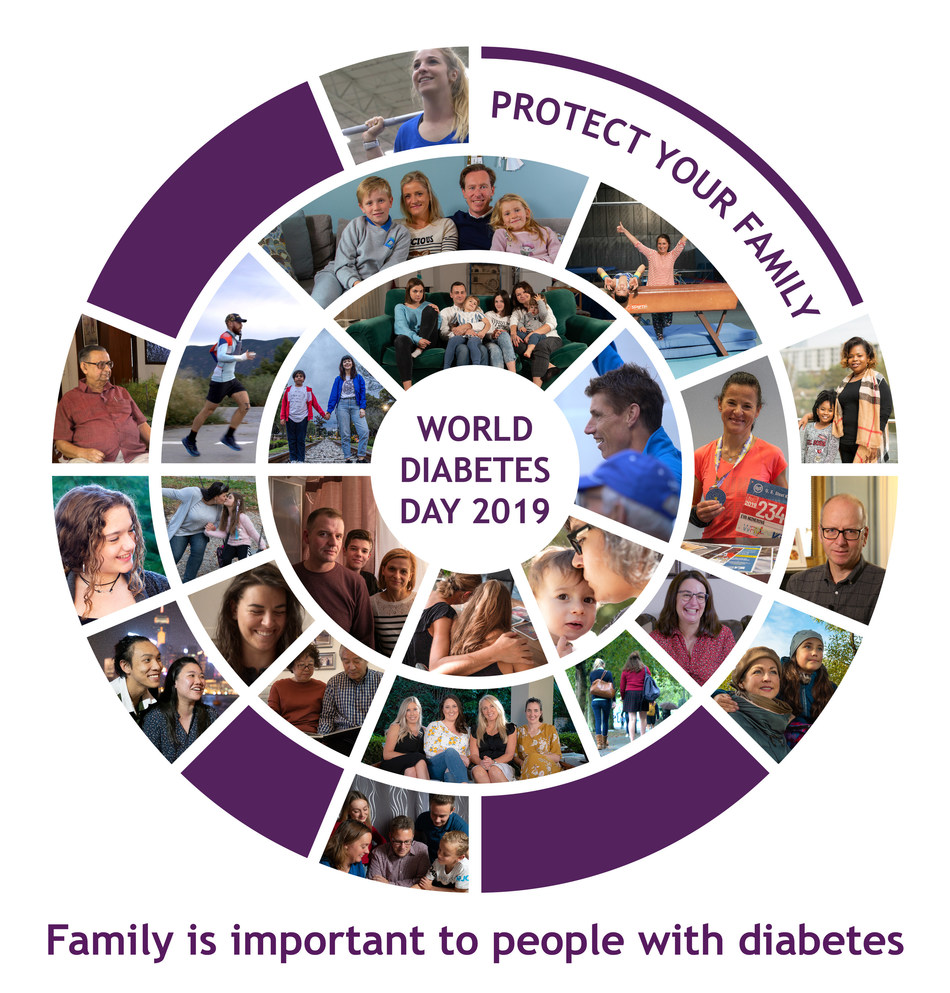 Ascensia Diabetes Care launch its family-focused campaign for World Diabetes Day 2019