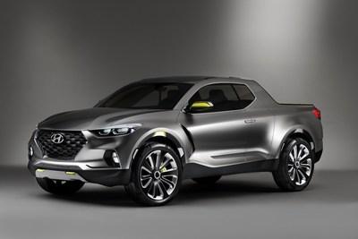Hyundai Santa Cruz To Be Built At Montgomery, Alabama Plant