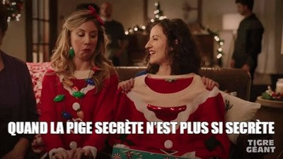 Le Père Noël Pas Très Secret (Groupe CNW/Giant Tiger Stores Limited)
