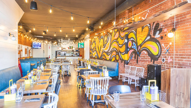 Bareburger Debuts New Refreshed Look In