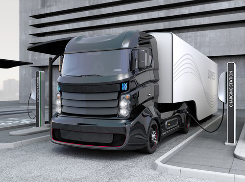 Electric Commercial Vehicles