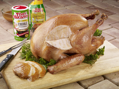 Seasoned Inside & Out and Oven Roasted to Perfection