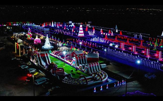 World of Illumination opens in Glendale November 20, 2019.