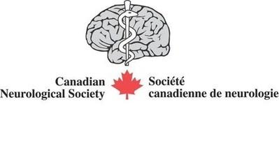 Logo: Canadian Neurological Society (CNW Group/Palais des congrès de Montréal)