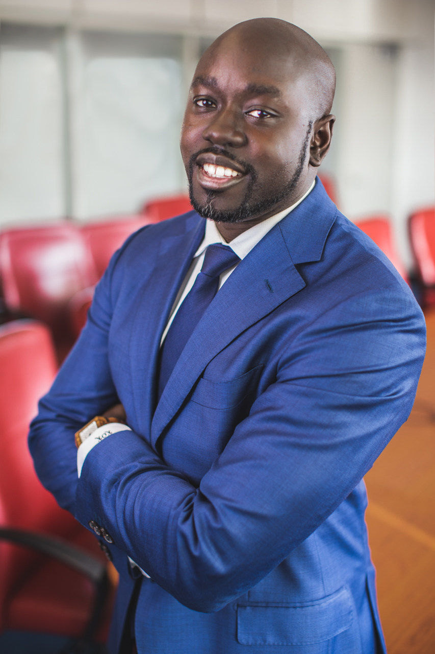 Kwame Owusu-Kesse has been chosen to become the next CEO of the Harlem Children's Zone