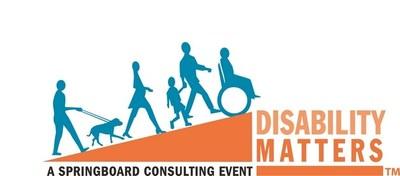 Los galardonados de la conferencia Disability Matters Europe 2019