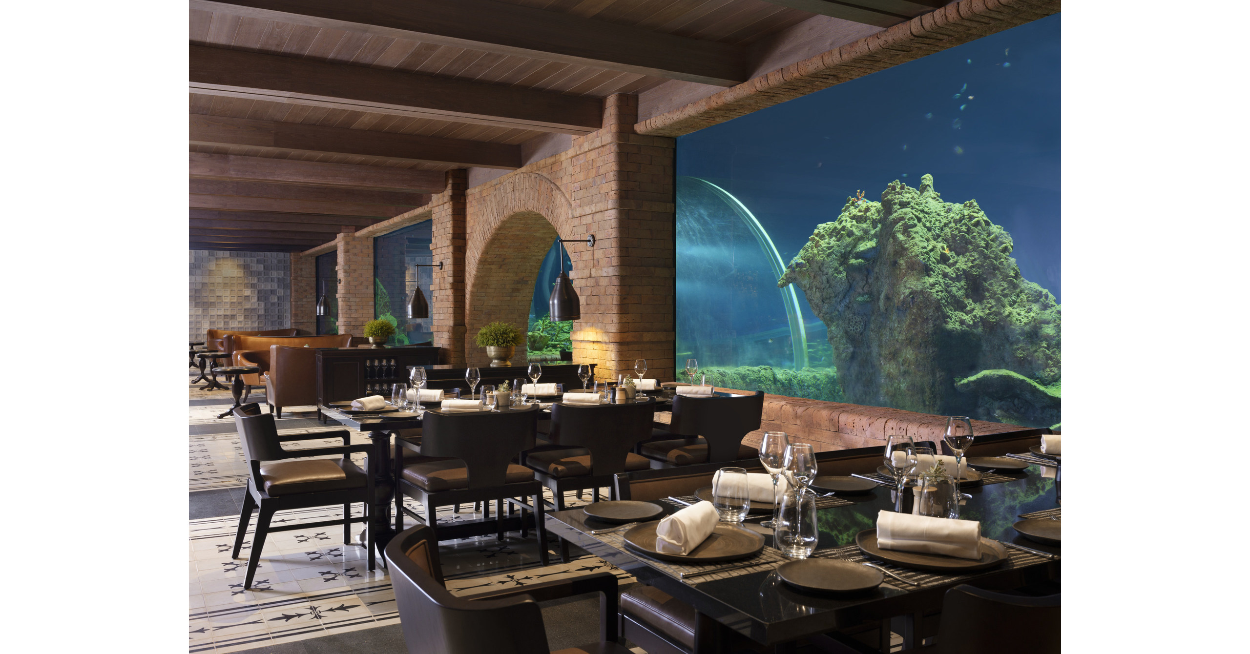 The Apurva Kempinski Bali Welcomes Guests To Bali S First Aquarium Dining Experience At Koral