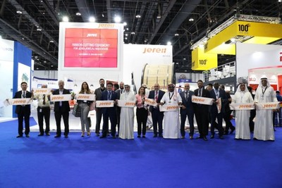 Jereh Introduces New Jebel Ali Warehouse at ADIPEC 2019