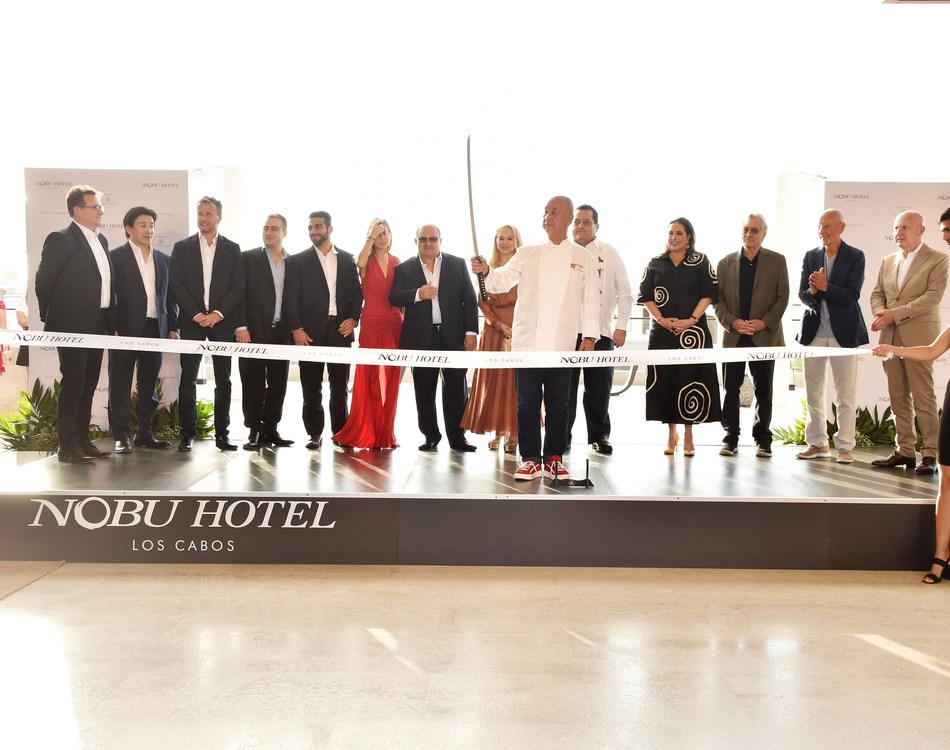 Gregg DeGuire/GettyImages for Nobu Hotel Los Cabos