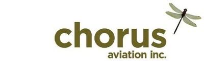 Logo : Chorus Aviation Inc. (Groupe CNW/Chorus Aviation Inc.)