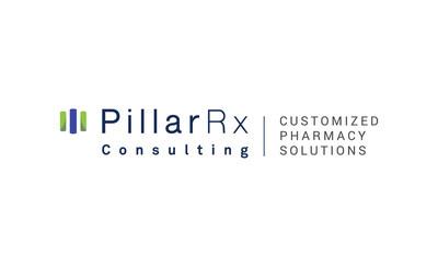 PillarRx Consulting Logo (PRNewsfoto/PillarRx Consulting, LLC)