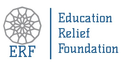 The Education Relief Foundation Logo (PRNewsfoto/The Education Relief Foundation)