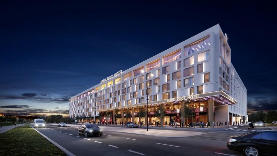 Hard Rock Hotels Take Center Stage in Prague