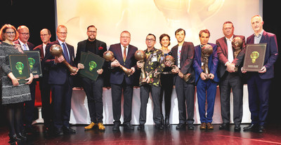 All winners of the Energy Globe World Awards 2019