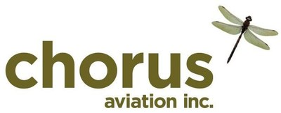 Logo: Chorus Aviation Inc. (CNW Group/Chorus Aviation Inc.)