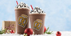 Freeze Holiday Moments with Auntie Anne's® New Hot Chocolate Frost