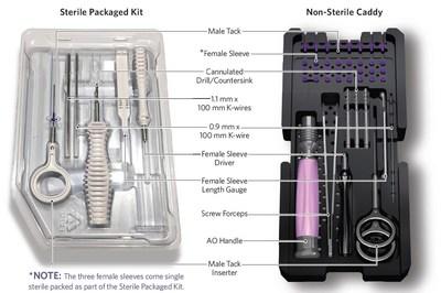 TenoTac™ Sterile and Non-sterile Configurations