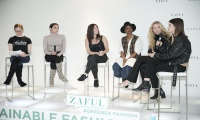 ZAFUL Sustainable Fashion Panel attracted the participation of experts, practitioners and university representatives from the fields of sustainability, fashion and technology.