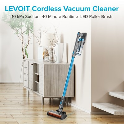 Levoit Launches Its First Cordless Vacuum Cleaner