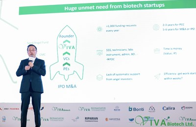 Viva Biotech Partnership Summit Successfully Launched in Shanghai