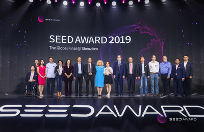 SEED AWARD 2019 Presented Spectacular Competition at Global Final