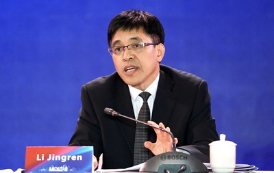 Kweichow Moutai Group general manager and deputy party secretary Li Jingren